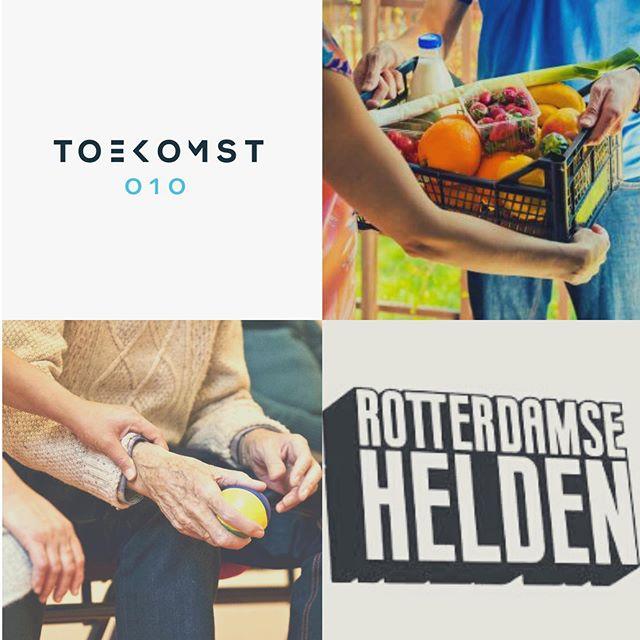 TOEKOMST010 x Rotterdamse Helden